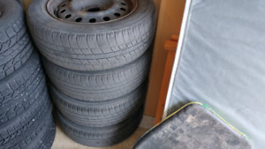 Tires and rims sale