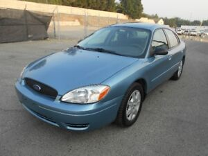 2007 Ford Taurus Se Auto 67000KMS One Owner Like New