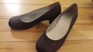 Girls shoes (size : 5.5)