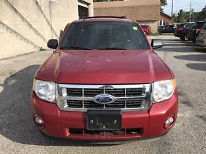 2010 Ford Escape XLT(AWD)