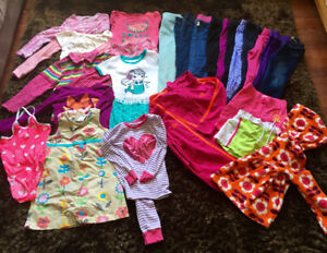 25+ piece 4T girl's lot, $30