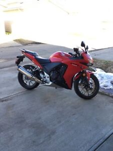 2014 CBR500R with abs