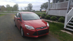 2012 Ford Focus Berline