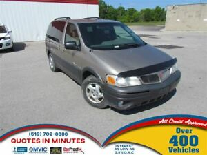 2004 Pontiac Montana FRESH TRADE-IN   AS-IS SPECIAL