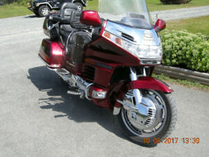 25th Edition Honda Goldwing 1500