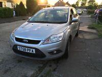 Ford Focus Zetec 125 2009