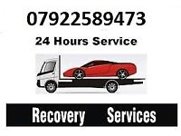 From £25 CAR RECOVERY SERVICE 07922589473 24 hour breakdown , car recovery vehicle transport,