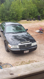 2003 mercury grand marquis for sale or trade