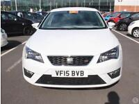 Seat Leon 2.0 TDI 184 FR 5dr Tech Pack