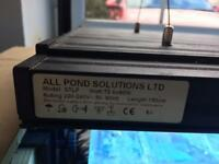 Tank and light unit for sale