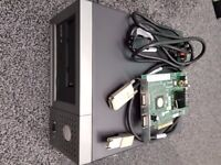 Dell LTO4 External Tape Drive **Drive, Cables, SAS Card, 5 New Sony LTO Tapes**