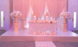 **BREATHING TAKING WEDDING EVENT BACKDROPS****