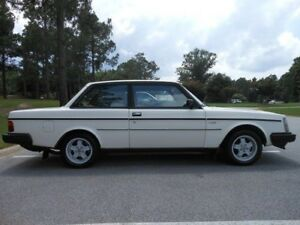 Wanted: Classic Volvo 240 Coupe