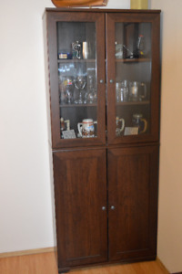 IKEA Hemnes Cabinet and Matching TV Stand
