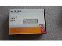 NETGEAR Wireless-G USB 2.0 Adapter