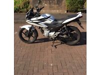 Honda CBF125 - White - CBT Legal - 11months MOT