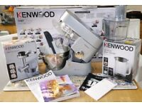 Kenwood Chef Titanium Food Mixer/Processer Never Used