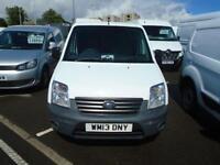 Ford Transit Connect Low Roof Van Tdci 90Ps DIESEL MANUAL WHITE (2013)