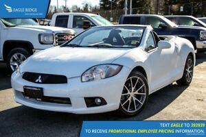 2012 Mitsubishi Eclipse Spyder GS CD Player and Air Conditioning