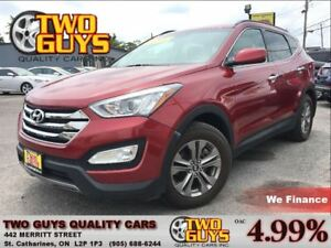 2016 Hyundai Santa Fe Sport AWD ALLOYS HEATED SEATS