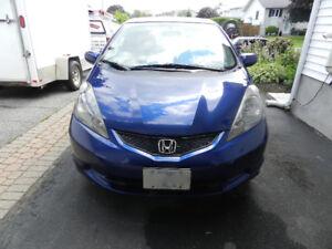 2012 Honda Fit LX Hatchback
