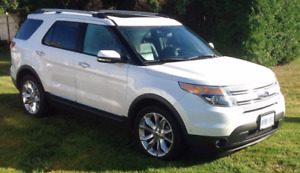 """2011 Ford Explorer Limited *Very Clean !No RUST!"""""""
