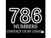786NUMBERS GOLD VIP MOBILE NUMBERS