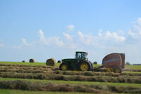 Wanted: Experienced Hay Equipment Operators