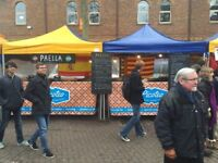 Paella catering business for sale