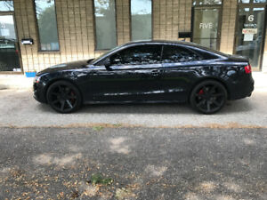 2014 AUDI S5 COUPE CERTIFIED AUDI PRE OWNED WARRANTY UNTIL 2020