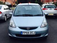 HONDA JAZZ SE 1.3 PETROL MANUAL 5 DOOR HATCHBACK WITH LOW MILEAGE