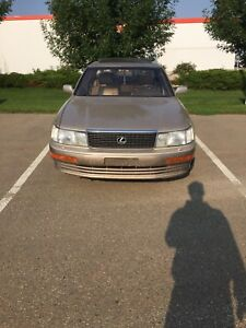 1993 Lexus ls400**PRICE REDUCED**