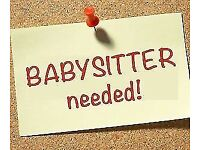 Looking for a baby sitter for long term or short term, I'm hear to help