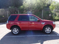 Land Rover Freelander TD4 Xs Auto Diesel 0% FINANCE AVAILABLE