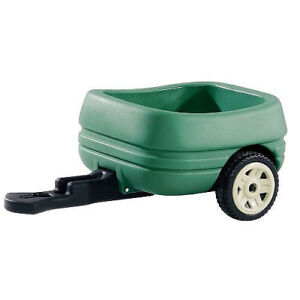 Tag a long childs wagon trailer