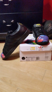 Adidas x Pharrell Williams x Todd James Supershell - Size 10