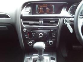 2014 Audi A4 2.0 TDI 150 Black Edition 4dr Multitronic 4 door Saloon