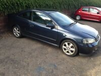 2001/Y Vauxhall Astra 1.8 16V Coupe