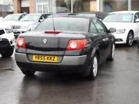 2005 Renault Megane 1.6 VVT Dynamique 2dr 2 door Convertible