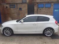 BMW 1 SERIES, 2.0 DIESEL, MANUAL, LOW MILAGE