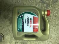 Castrol power 1 racing 4t oil 10w-40 4 litres
