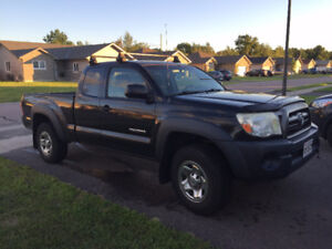 2007 Toyota Tacoma Access Cab Pickup Truck