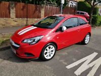 2016 VAUXHALL CORSA 1.3 HPI CLEAR MINT CONDITION ONLY 7000 MILES