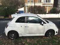 Fiat Abarth 500 - One Lady Owner - Very Low Milage