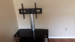 Glass TV Stand holds up to 50 inch