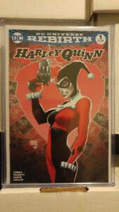 FOR SALE - Harley Quinn Rebirth #1 Aspen Turner Color Variant