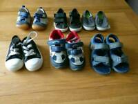 Toddler/boys shoes trainers sandal's