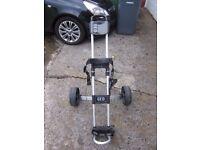 GEO golf trolley