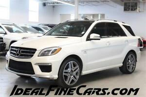 2013 Mercedes-Benz M-Class ML 63 AMG NAV/MASSAGE SEATS/PUSH STAR