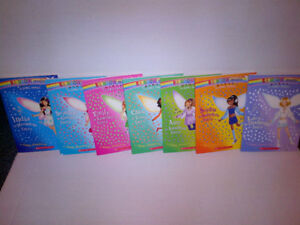 "Rainbow Fairy ""The Jewel Fairies Collection"" Set of 7 Books!!"